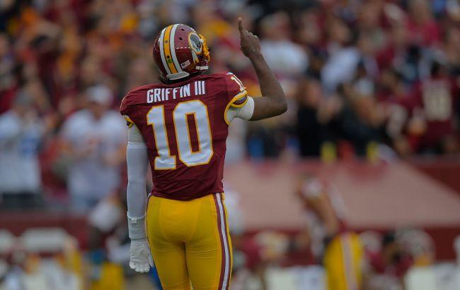 Robert Griffin III Washington Football Team Make The Call