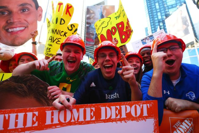 ESPN College GameDay Built by The Home Depot Helmet