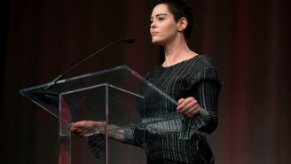 Rose McGowan Trashes Oprah Winfrey: 'As Fake As They Come'