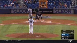Fans React To Giant Cinnamon Toast Crunch Mascot Freaking Out Viewers Of MLB Game