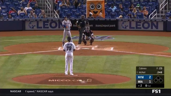 Giant Cinnamon Toast Crunch Mascot Freaks Out Viewers Of MLB Game
