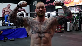 Hafthor Bjornsson Reveals The Excruciating Number Of Sit-Ups He Does Each Day To Keeps His Abs Shredded