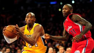 Jamal Crawford Recalls His Favorite Kobe Bryant Memory With An A+ Story
