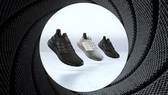 The New James Bond 007 adidas Collection Just Dropped