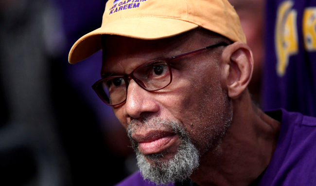 Kareem Abdul-Jabbar Wants Unvaccinated NBA Players Cut From League