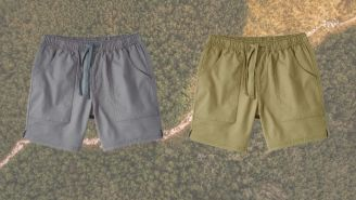 Get 25% Off This Pair Of Hiking Shorts From Katin