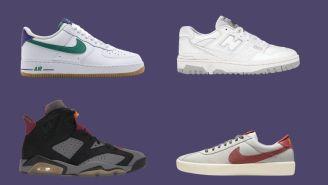 "Kicks O'Clock: ""Joker"" Air Force 1, Jordan 6 Retro Bordeaux, New Balance 550, And More"