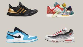 Kicks O'Clock: adidas Sean Wotherspoon, AJ1 UNC, adidas Ultraboost Mahomes