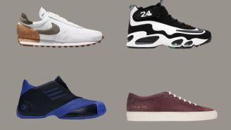 Kicks O'Clock: adidas T-Mac 2, Air Griffey Max 1, Nike Daybreak Pagoda, And More