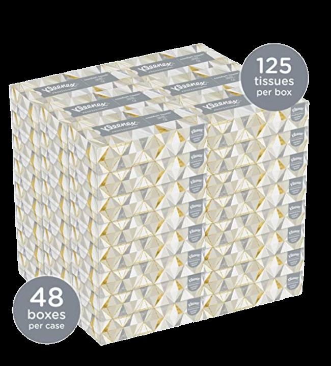 Kleenex Boxes 48