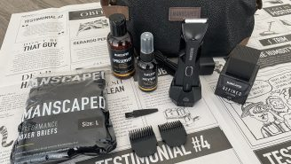 Re-Emerge Refreshed as MANSCAPED Upgrades Your Grooming Game