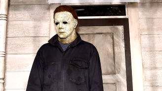 Man Wearing 'Halloween' Killer Michael Myers Mask Goes For Stroll On The Beach, Gets Arrested