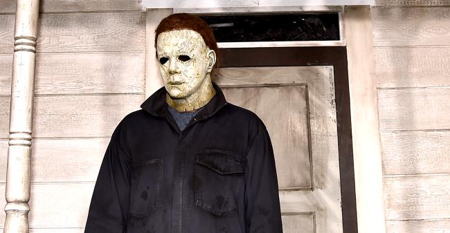 Man Wearing Halloween Killer Michael Myers Mask Gets Arrested