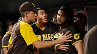 Manny Machado, Fernando Tatis Jr. Address Dugout Screaming Match, Fans React To What They Say