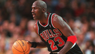 An Auction For Michael Jordan's 'Heavily Used' Boxers Has Already Sparked A Bidding War
