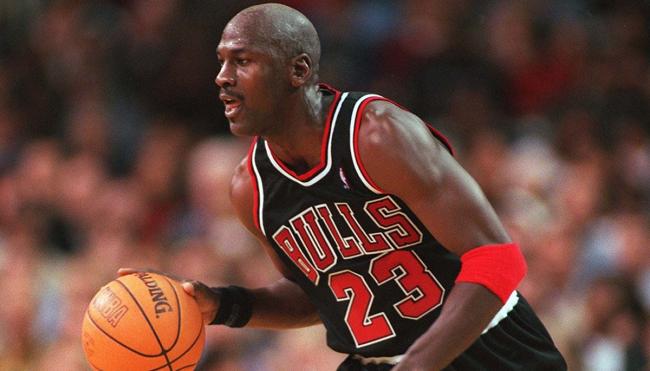 Michael Jordan dirty underwear auction