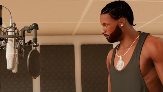 Fans Blast 'NBA 2K22' For Adding Bizarre Rapping Minigame Instead Of Fixing The Biggest Issues With The Franchise