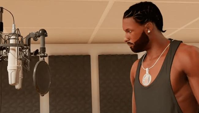 NBA 2K22 MyCareer rapping minigame complaints