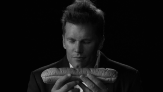 NFL Fans React To Tom Brady's Illogical New Subway Commercial, Are Mostly Just Creeped Out