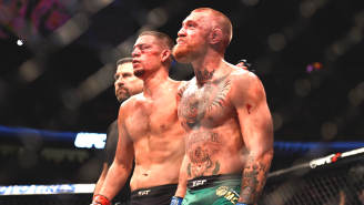 Nate Diaz And Conor McGregor Got Into Another Profanity-Laced War Of Words On Twitter