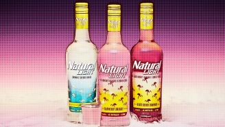 We Got Our Hands On The New Natty Light Vodka And Here's The Verdict