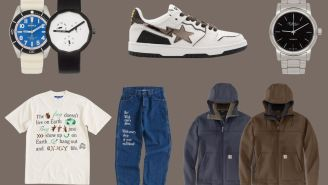 New Watches And Fashion Drops This Week: Carhartt Super Dux, ALLCAPSTUDIO, And More