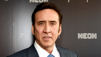 'Drunk And Rowdy' Nicolas Cage Caught On Camera Before Being Kicked Out Of Vegas Restaurant
