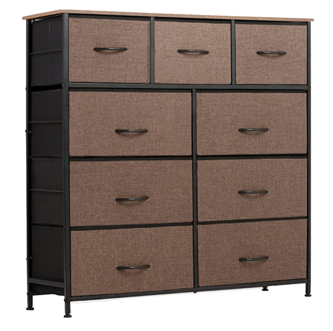 ODK Dresser with 9 Drawers