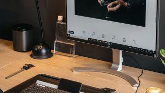 Revamp Your Work Desk Setup With This OrbitKey Desk Mat