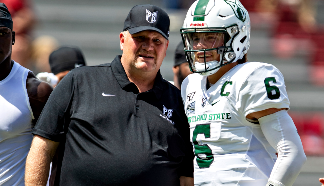 Portland State Coach Promises To Buy Beer For Fans At This Weeks Game