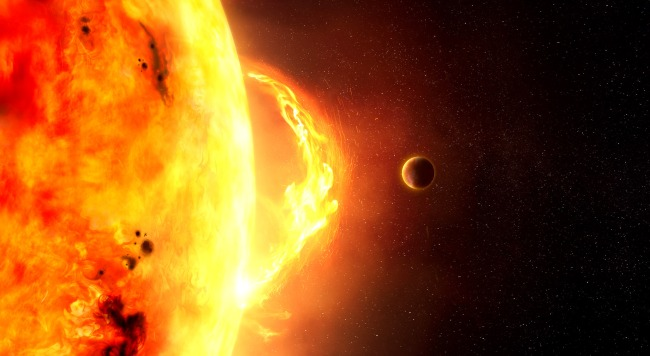 Researchers Warn Next Solar Storm Could Cause Internet Apocalypse