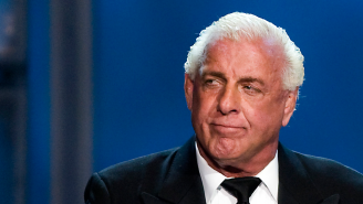 Ric Flair Responds To Sexual Assault Allegations Made Against Him In 'Dark Side Of The Ring'