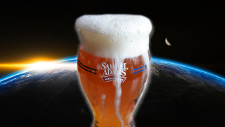 Sam Adams Is Collaborating With SpaceX For A Beer That's Literally Out Of This World