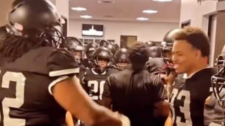 Bishop Sycamore's Coach Gave A Wild Speech About 'Taking A Life' Before A 58-0 Loss