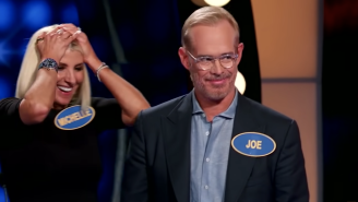 Joe Buck Lost 'Family Feud' After Going Rogue Against His Daughters, Sister And Wife