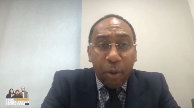 Stephen A. Smith Max Kellerman Fired First Take