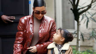 North West Savagely Roasted Kim Kardashian For Using A Fake Voice On Instagram