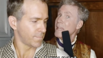 Will Ferrell Hijacked Ryan Reynolds' TikTok For A Legendary 'Grace Kelly' Duet