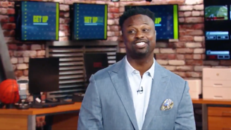 Bart Scott Made A Eyebrow-Raising Wager On The Philadelphia Eagles Losing This Sunday