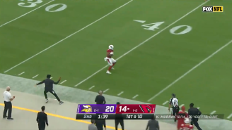 The Minnesota Vikings Just Completely Forgot To Play Defense And Kyler Murray Made Them Pay