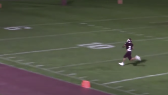 Kayleb Wagner Was Born With One Hand And Just Broke One Of Derrick Henry's H.S. Rushing Records