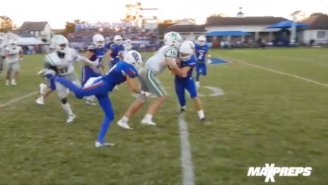 Arch Manning TRUCKED A Defender And Went Full Beast Mode En Route To 5 TDs On Friday