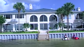 Shaq Slashes The Price Of His Massive Orlando Mansion After Failing To Sell The 'Cribs' Pad For $28 Million
