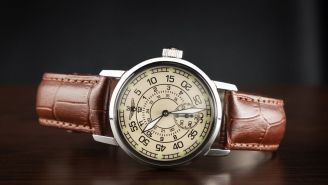 This Vintage Soviet Pobeda Timepiece Will Boost Your Watch Collection