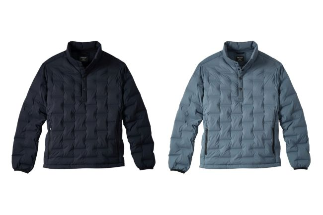 Proof Stealth Popover Coat