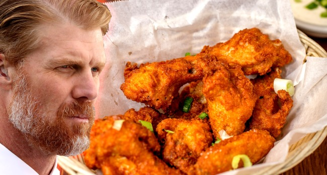 Twitter Reacts To Alexi Lalas Saying Chicken Wings Are An Abomination In A Basket
