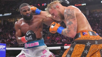 Tyron Woodley Reveals The 'I Love Jake Paul' Tattoo He Had To Get After Losing To The YouTuber