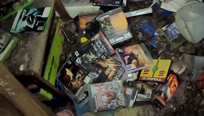 youtubers-hoarder-sealed-valuable-video-games