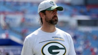 Aaron Rodgers Explains Why He Didn't Speak With The Media During The Offseason Amid Drama With Packers