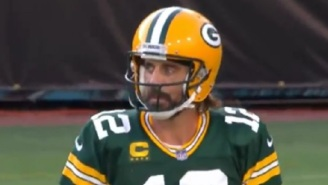 NFL Fans Believe Aaron Rodgers Played Poorly On Purpose To Get The Packers To Trade Him